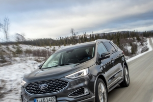2018 Ford Edge Vignale Magnetic