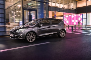 2020 Ford Fiesta MHEV