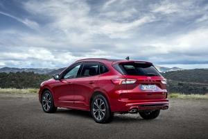 2020 Ford Kuga Ecoblue Hybrid ST-Line
