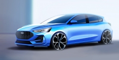 2021FordFocus_Sketches_ST-LINE_Front_2