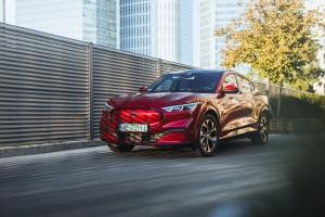 Ford Mustang Mach-E - Polska - Filip Blank