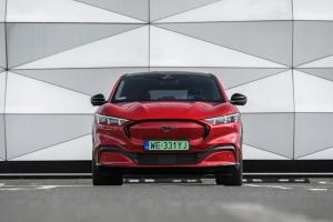 Ford Mustang Mach-E  - Polska - Dominik Kalamus
