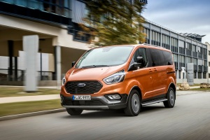 2019 Ford Tourneo Custom Active