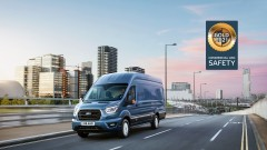 Ford Transit Boosts Technology Leadership with All-New Connected Features, SYNC 4, and Standard Driver Assist Tech