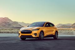2021 Mustang Mach-E GT Performance Edition