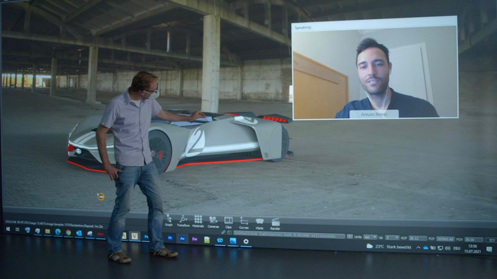 Engineers build simulations that enable them to trial how useful customers find new technologies, while designers use animations to create virtual prototypes. Ford even designed a vehicle in collaboration with the gaming community